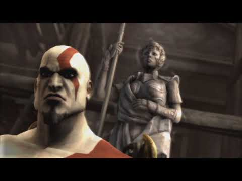 God of War Ghost of Sparta HD Part 4  Temple of Athena