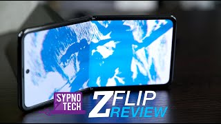 samsung Galaxy Z Flip Review: Folding Only Does So Much