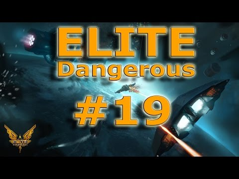 Let's Play - Elite: Dangerous 19 - Standard Beta 1 - Kein Weg zu CM-Dracon??