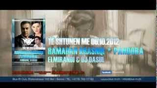 06.10.2012 - BLUE-M CLUB - RAMDAN KRASNIQI - PANDORA