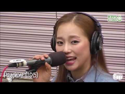 CLC Jang Yeeun Rap Compilation