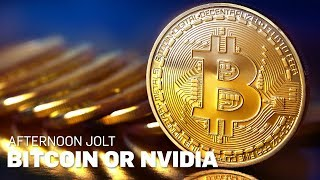 Could Bitcoin Become as Savvy an Investment as Nvidia?