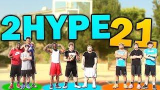 2HYPE 3v3v3 BASKETBALL CHALLENGE!