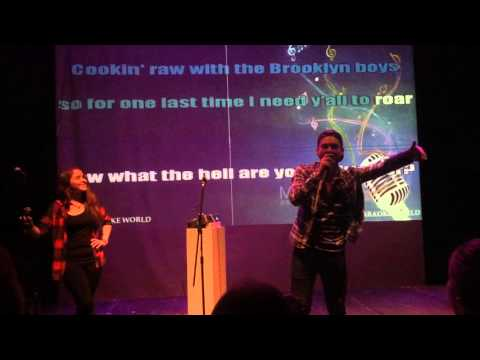 Eva and Nick – Jay-Z & Linkin Park – Numb/Encore – Karaoke Version