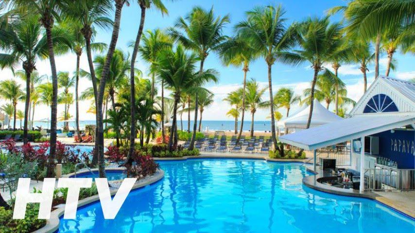 Courtyard By Marriott Isla Verde Beach Resort Hotel En San Juan Puerto Rico