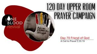 Day 70 Friend of God