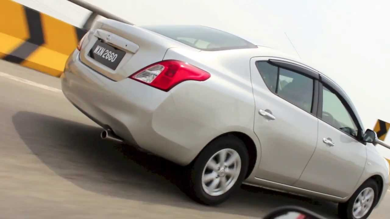 2013 nissan almera test drive live life drive youtube vanachro Images