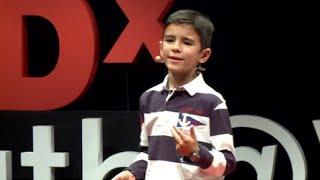 Programar para aprender sin limites | Antonio Garcia Vicente | TEDxYouth@Valladolid