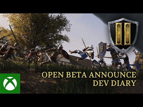 Chivalry 2 - Open Beta Announce   Developer Diary
