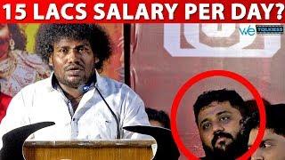 Yogi Babu bold reply to producer Gnanavel Raja on his salary controversy   Dharmaprabhu