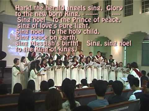 Balestier Choir - Let the whole world sing