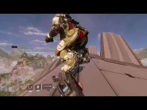 Titanfall 2 - [PS4] (Como Matar a Viper) - Español - Walkthrough Sin Comentar (720p)