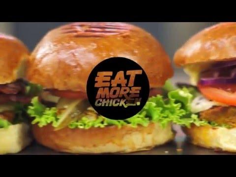 Eat More Chicken - Maistas į namus Vilniuje