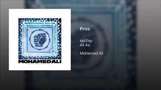 Motrip & Ali As - Pros (Prod. Macloud & Miksu) Lyrics video
