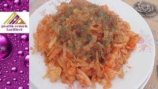 Kapuska Lahana Tarifi - Pratik Yemek Tarifleri