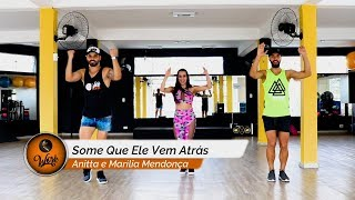 Baixar Some Que Ele Vem Atrás - Anitta & Marília Mendonça ll COREOGRAFIA WORK DANCE ll Aulas de dança