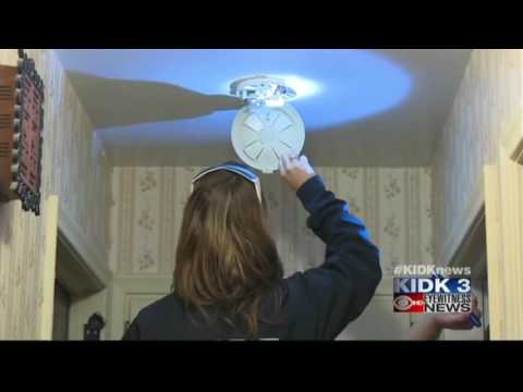 Pocatello fire and Dominos work to promote fire safety