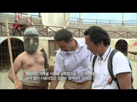 Travel the world - Son Chang-min, Turkey(2) #07, Perce historical district, 손창민, 터키(2)