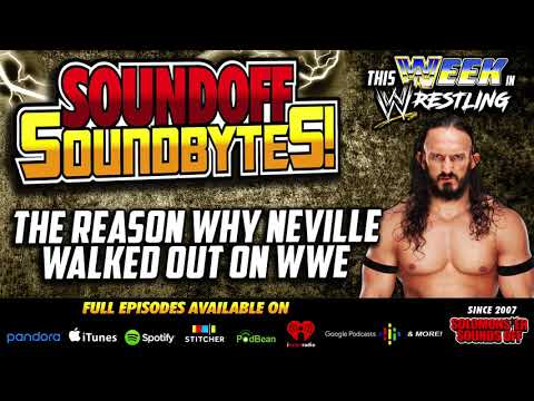 The Reason Why Neville WALKED OUT On WWE (This Week In Wrestling History)