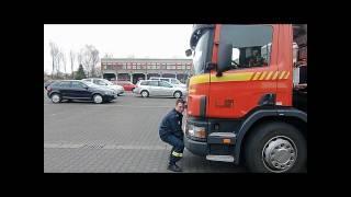 Der stärkste Feuerwehrmann der Welt