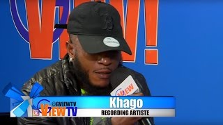 Alkaline, Mavado, Kartel, tell them Khago is back! Khago talks about his new image and his career