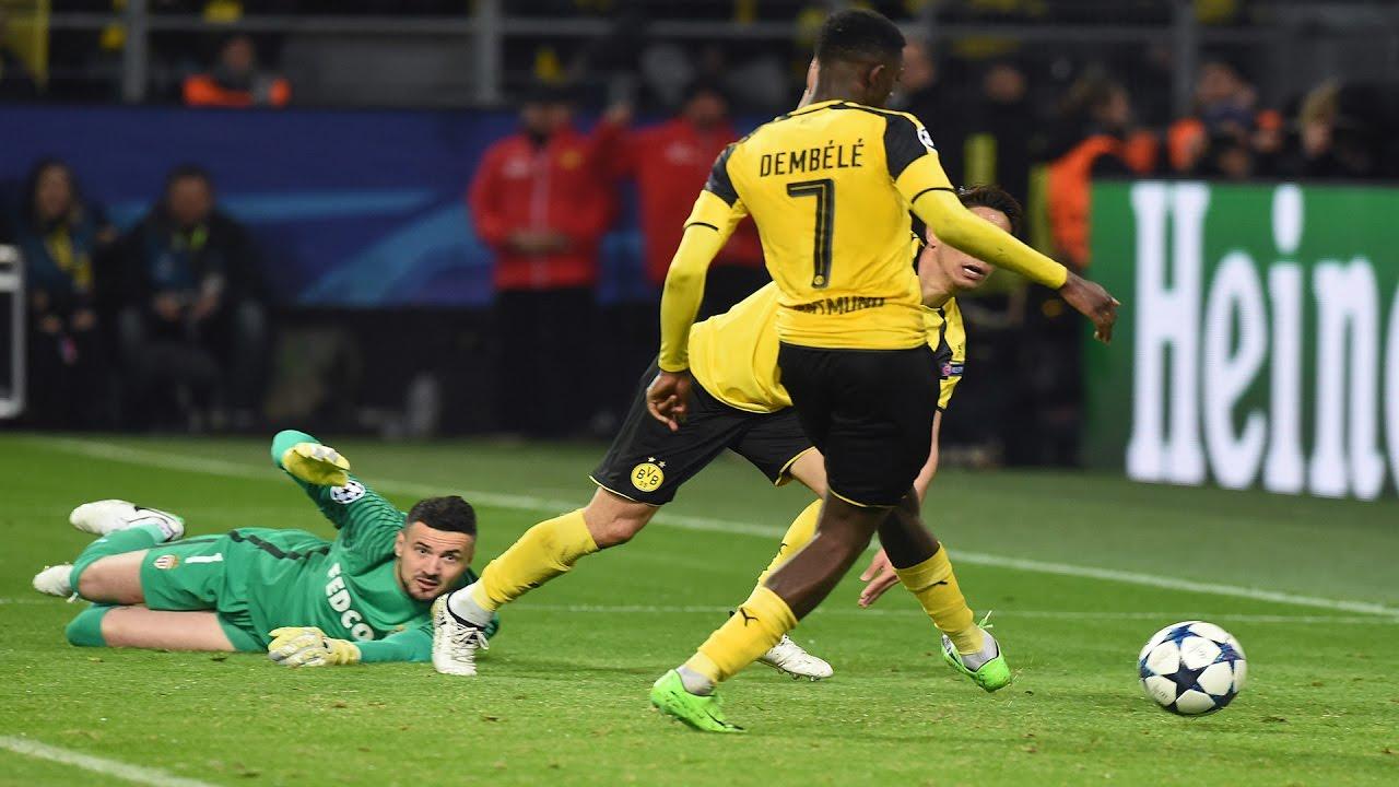 Dortmund As Monaco