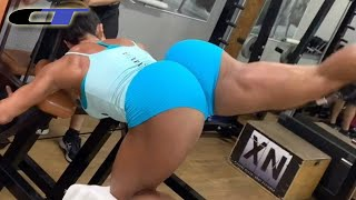 TRISET AGACHAMENTO + UNILATERAL + LEG PRESS (Gracyanne Barbosa)