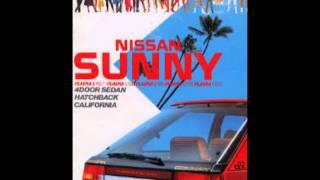 日産サニーαシリーズ ラジオCM 1985年
