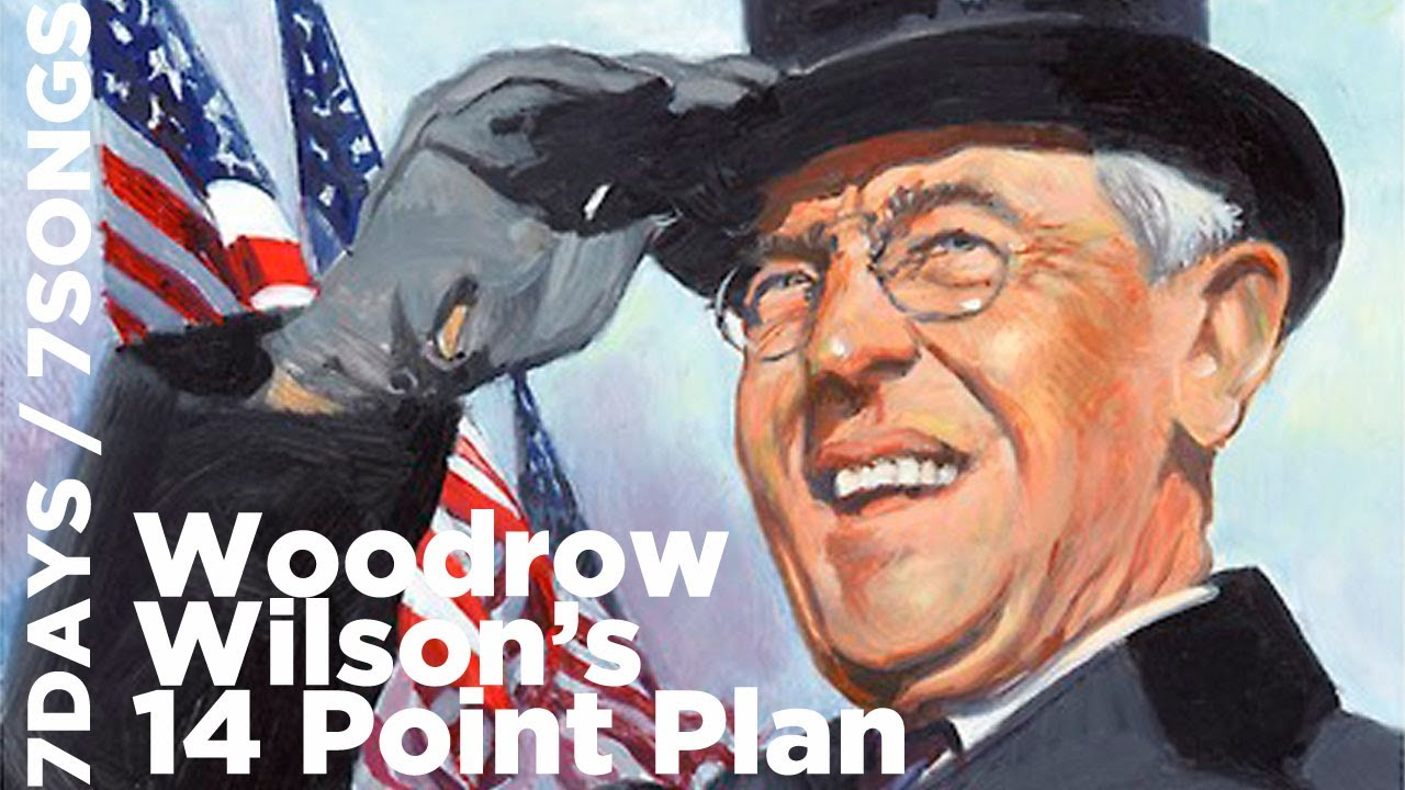 woodrow wilsons war Wilson and the repression of free speech history textbooks typically portray woodrow wilson as the leader that brought america through the tragedy of the first world war and as the leader who inspired the creation of the league of nations.