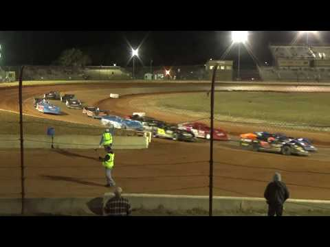 12/07/19 Late Model Feature 50 laps  - Showdown on the Coast