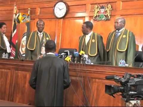 K24 Alfajiri Discussion On Justice Tunoi's Bribery Claims