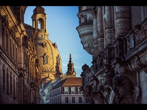 The Church of Our Lady in Dresden -- a baroque masterpiece and a symbol of unity