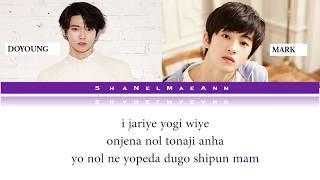 'Baby Only You' easy lyrics (NCT U's Doyoung & Mark)(The Tale Of Nokdu OST Part 1) #OstEasyLyrics