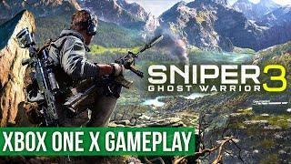 Sniper Ghost Warrior 3 - Part 1 Xbox One Gameplay/Walkthrough 2017