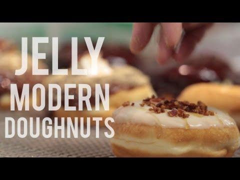 Jelly Modern Doughnuts - Toronto Canada