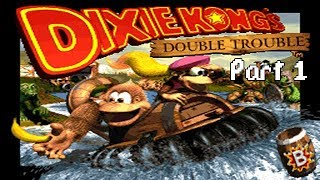 Donkey Kong Country 3 (Part 1)