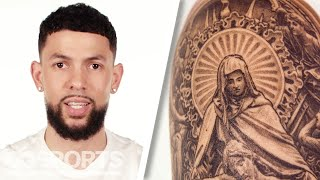 Austin Rivers Breaks Down His Tattoos | GQ