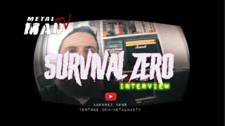 SURVIVAL ZERO | Interview mai 2020