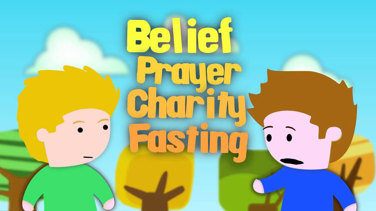 5 Pillars of Islam - part 1   Cartoon by Discover Islam UK - YouTube [ 720 x 1280 Pixel ]