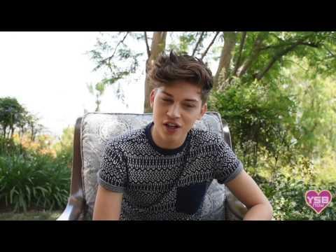 Ricky Garcia Cover Story with YSBNow
