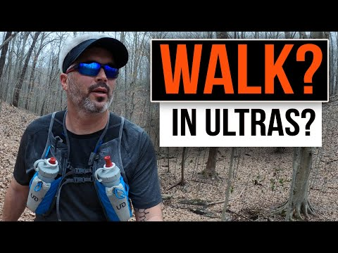 How To Pace For Your first Ultra Marathon Is the run walk run method bad?