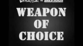 Fatboy Slim Vs. Lazy Rich - Weapon Of Choice 2010 (Lazy Rich Remix) .wmv