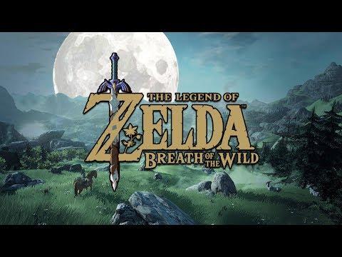 Dragon - The Legend of Zelda Breath of the Wild Music 10 Hours loop