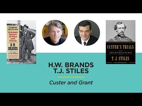 Custer and Grant