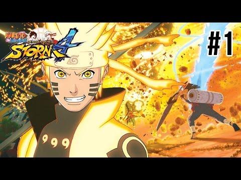 Naruto Shippuden Ultimate Ninja Storm 4[1] :เปิดตำนาน สงครามบทสุดท้าย