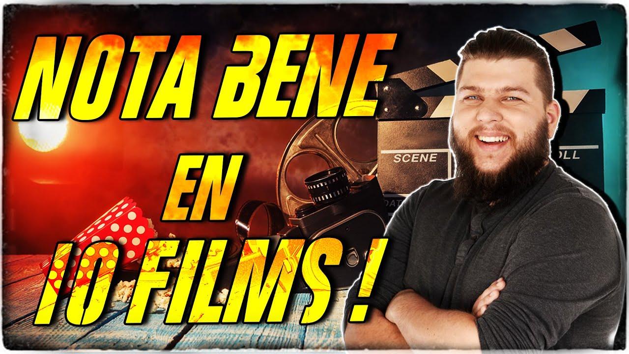 NOTA BENE EN 10 FILMS ! - #1