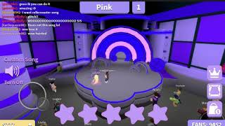 Rockabye baby remix song code (with gab and angelicahaleanz)(roblox dance off)