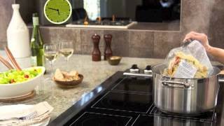 Catering Montreal - Chicken & Penne In White Wine Mushroom Sauce - Short Version