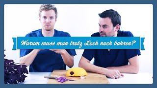 Max & Martin 03   Warum Muss Der Zahnarzt Bohren, Wenn Schon Ein Loch Im Zahn Ist?