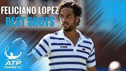 Feliciano Lopez: Best Career ATP Shots